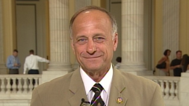 VIDEO: Rep. King: Democrats Scaring People to Raise Debt