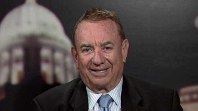 VIDEO: Tommy Thompson: U.S. Still Vulnerable to Anthrax