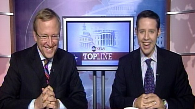 VIDEO: Top Lines: Touching and Fruit Salad in GOP Race