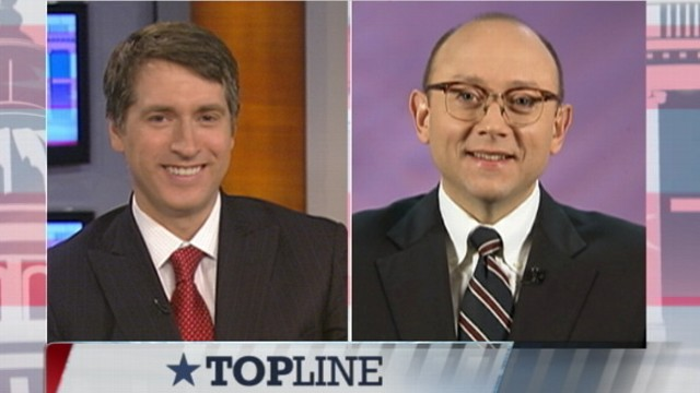 VIDEO: Battle of the Riches: Herman Cain Advisor Rich Lowrie on ABCs Top Line