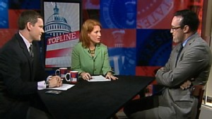 "Video: Washington Post Chris Cillizza on ""Top Line."""