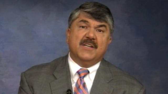 VIDEO: AFL-CIO President: Obama Has to Go to the Mat for Workers