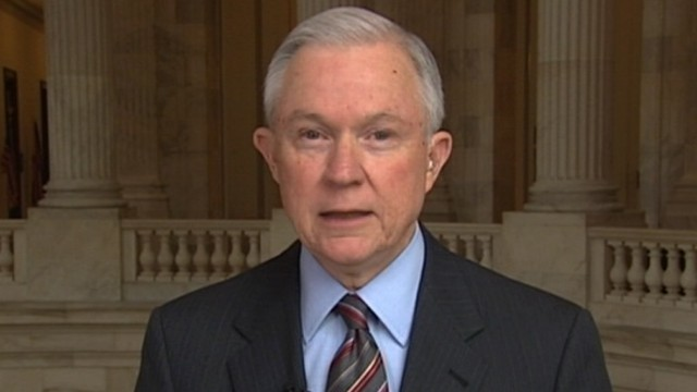 VIDEO: Sen. Sessions: Obamas Math is Bad