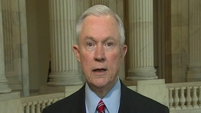 Sen. Sessions on Death of Gadhafi, Budget Talks