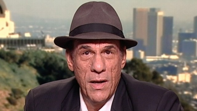 VIDEO: Actor and Singer Robert Davi on ABCs Top Line