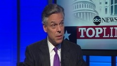 VIDEO: Jon Huntsman on ABC's Top Line, Part 1
