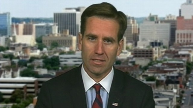 VIDEO: Beau Biden: Penn State Tragedy Not Uncommon