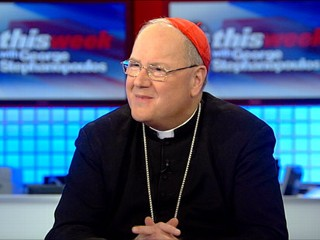 Dolan: Catholic Church's Nature Means It Will be Out of Touch Sometimes