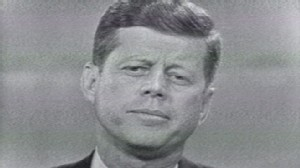 VIDEO: JFK and Nixons first presidential debate