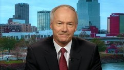 PHOTO: The NRA's Asa Hutchinson discusses violence on 'This Week'