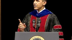 President Obama at Arizona State University