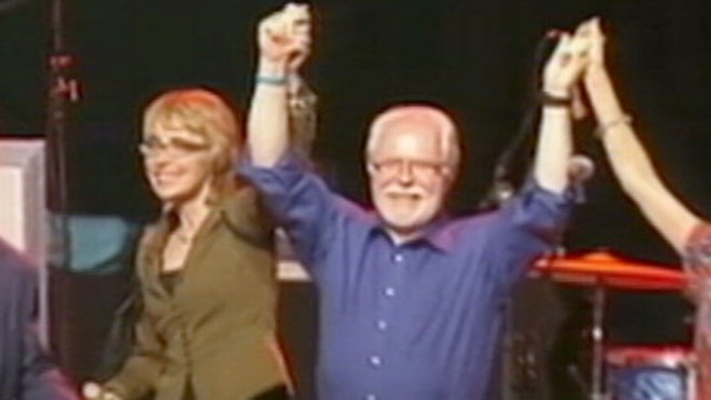VIDEO: Gabrielle Giffords Seat Won by Ron Barber