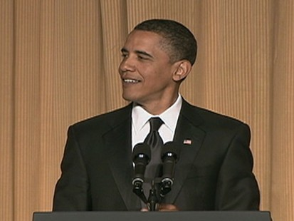 VIDEO: President Obama shines at this years White House Correspondents Dinner.