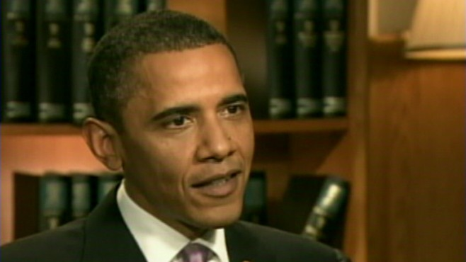VIDEo: The president delivers tough language over the BP oil spill.