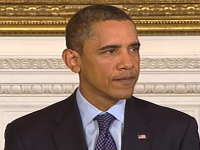 Video of President Barack Obama releasing the security review.