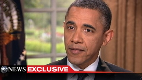 abc barack obama exclusive interview abc news ll 120509 wblog Nightline Daily Line, May 9: President Obama Affirms Support for Same Sex Marriage