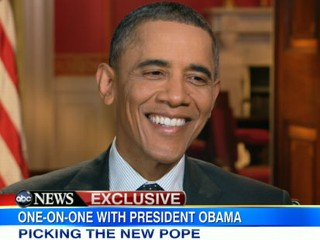 Exclusive: Obama Sees 'No Debt Crisis'