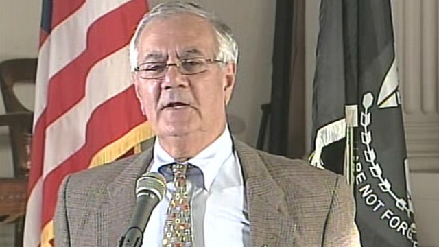 VIDEO: Democratic congressman from Massachusetts plans to end 30-year career.