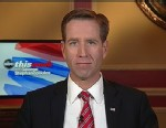 PHOTO: Delaware Attorney General Beau Biden on This Week