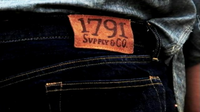 VIDEO: Glenn Beck launches line of blue jeans.