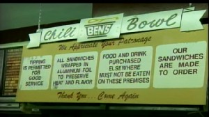 Video of National Census Day at Bens Chili Bowl.