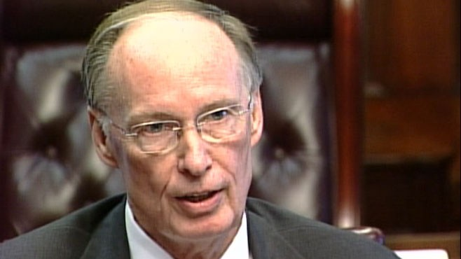 VIDEO: Alabama Gov. Robert Bentley expresses regret for having