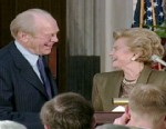 VIDEO: Former first lady, wife of President Gerald Ford, dies at age 93.
