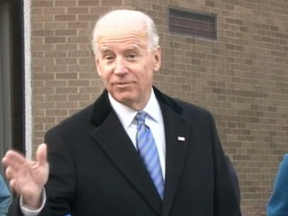 Watch: Joe Biden Hints at Political Future