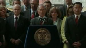 VIDEO: NYC mayor reaffirms Ground Zero rebuilding efforts following bin Ladens death.
