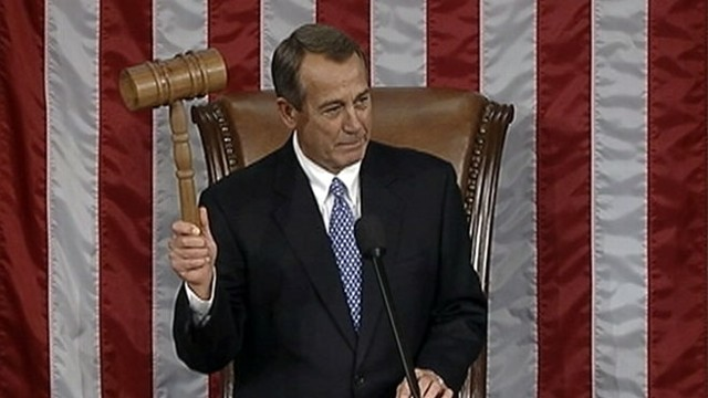 VIDEO: Ohio Republican wins another term as Speaker of the U.S. House of Representatives.