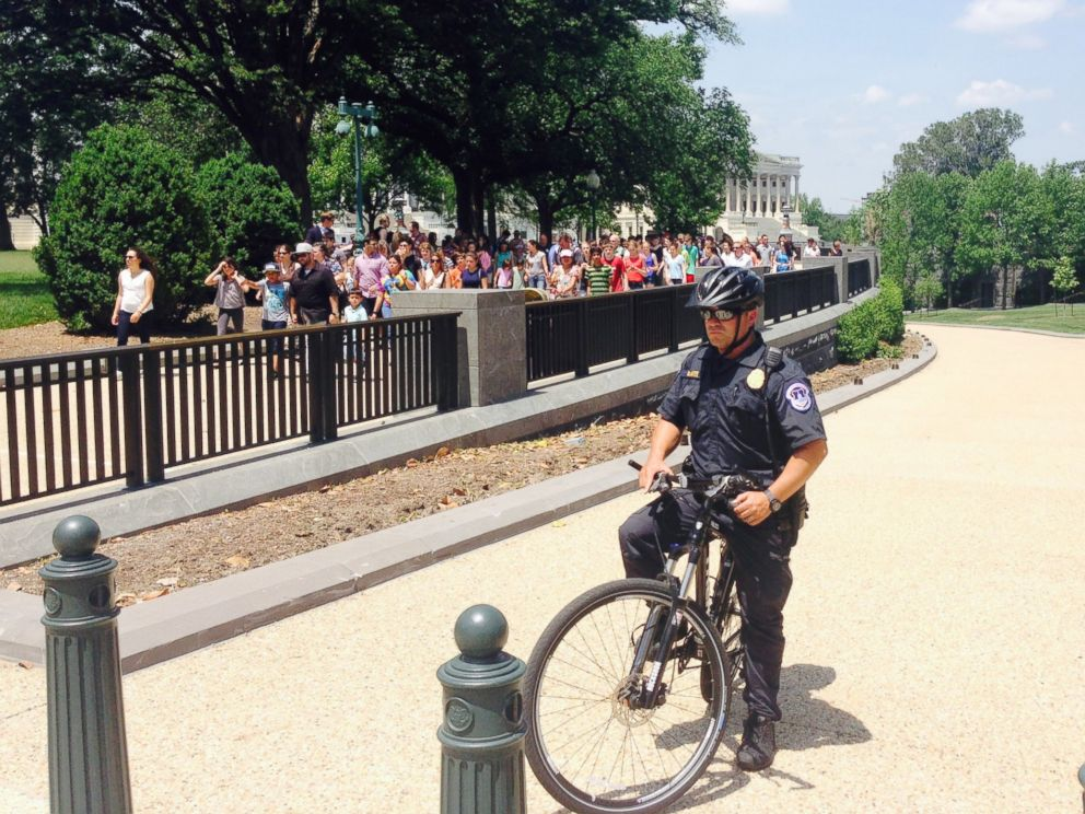 Brief evacuation: US Capitol Evacuated