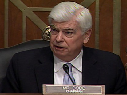Video of Senate Banking Committee members talking about Ben Bernankes nomination.