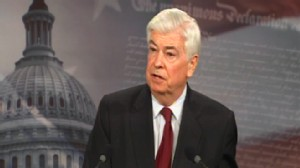 Video of Senator Chris Dodd unveiling financial regulation plan.