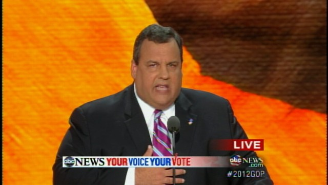 VIDEO: Chris Christie Calls For Second American Century