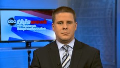 PHOTO: Assistant to the President and Senior Adviser Dan Pfeiffer on 'This Week'