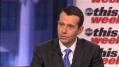 PHOTO: White House Senior Adviser David Plouffe on 'This Week'