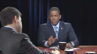 VIDEO: Gov. Crist, Rep. Meek and Marco Rubio debate tax cuts.