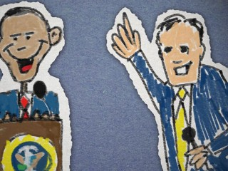 Watch: Election 2012: Crayons and Candidates