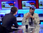 PHOTO: Former NBA Star Dennis Rodman on This Week