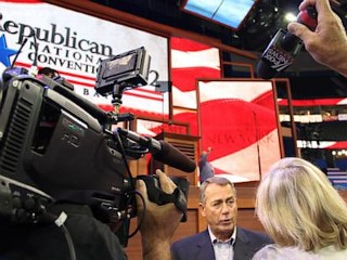 Photos: Behind the Scenes at the RNC