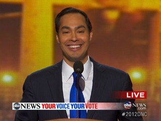 Watch: Julian Castro DNC Speech: 'It Starts With Education'