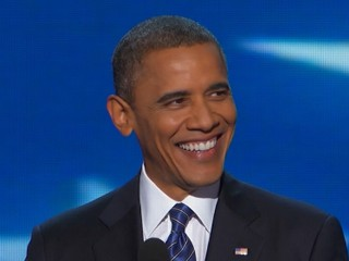 Watch: President Obama Complete DNC Speech