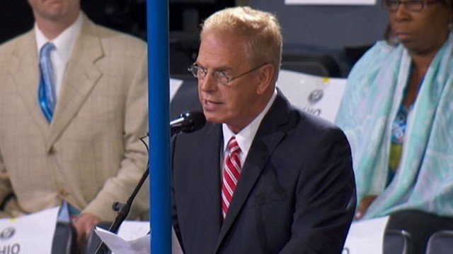 VIDEO: Convention platform now mentions God and declares Jerusalem is the capital of Israel.