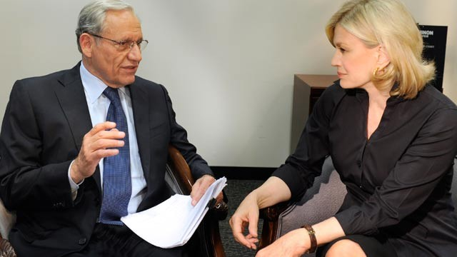 "PHOTO: Tune in to ""World News with Diane Sawyer"" on Sept. 10, 2012 for Diane Sawyer's interview with Bob Woodward about his new book ""The Price of Politics""."