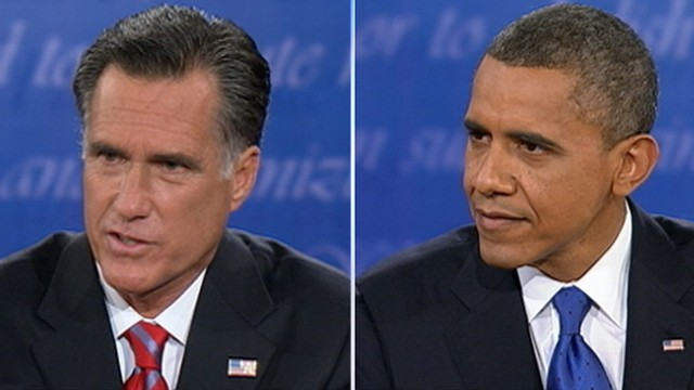 VIDEO: President challenges GOP presidential candidates assertions on military spending.