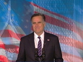 Watch: Mitt Romney Delivers Concession Speech
