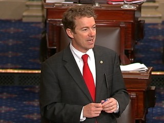 Watch: Sen. Rand Paul's Extraordinary Filibuster in 3 Minutes
