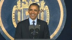 VIDEO: President Obama Commencement Address