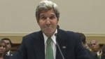 VIDEO: John Kerry Responds to Raul Castro Handshake During Congressional Hearing