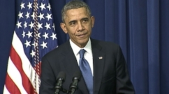 VIDEO: Obama Jokes About Security Policies That Prevent Him From Using an iPhone
